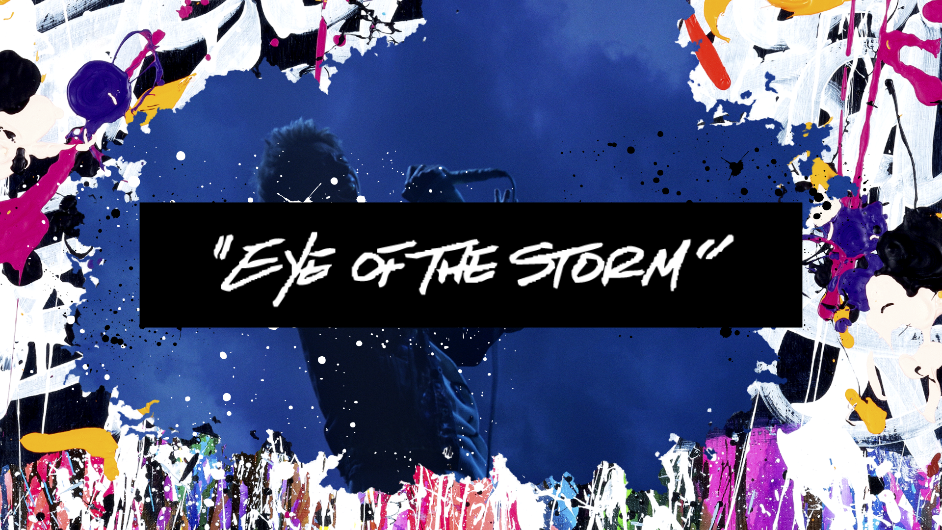One Ok Rock Eye Of The Storm Teaser Movie Shuji Hirai 平井 秀次 Motion Graphic Designer Member メンバー一覧 Dep Management デップマネージメント