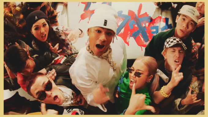 CRAZYBOY / PRIVATE PARTY (Music Video)