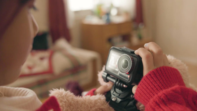 DJI Osmo Action 『GIFT – A Christmas Story/Another Story』 WebMovie