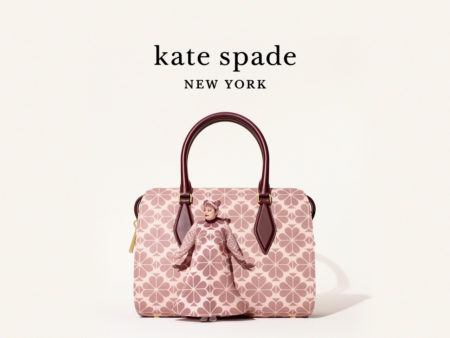 kate spade 「Spade Flower Coated Canvas Campaign featuring Naomi Watanabe」Web Movie