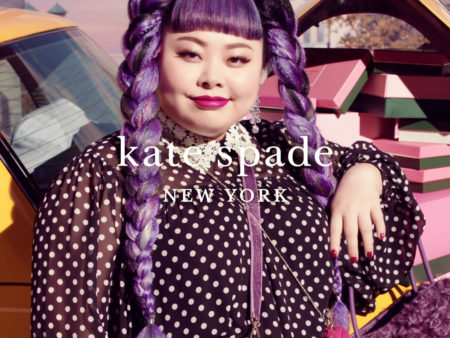 kate spade 「naomi watanabe x kate spade new york capsule collection」Web Movie